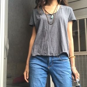 Everlane large gray t shirt